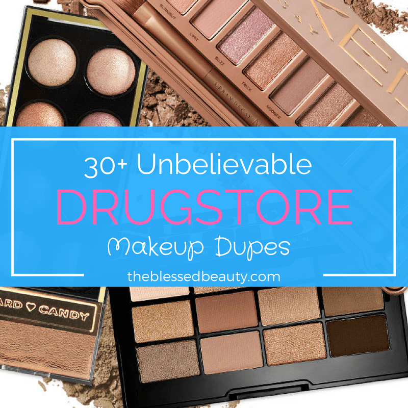 Best Drugstore Makeup Dupes