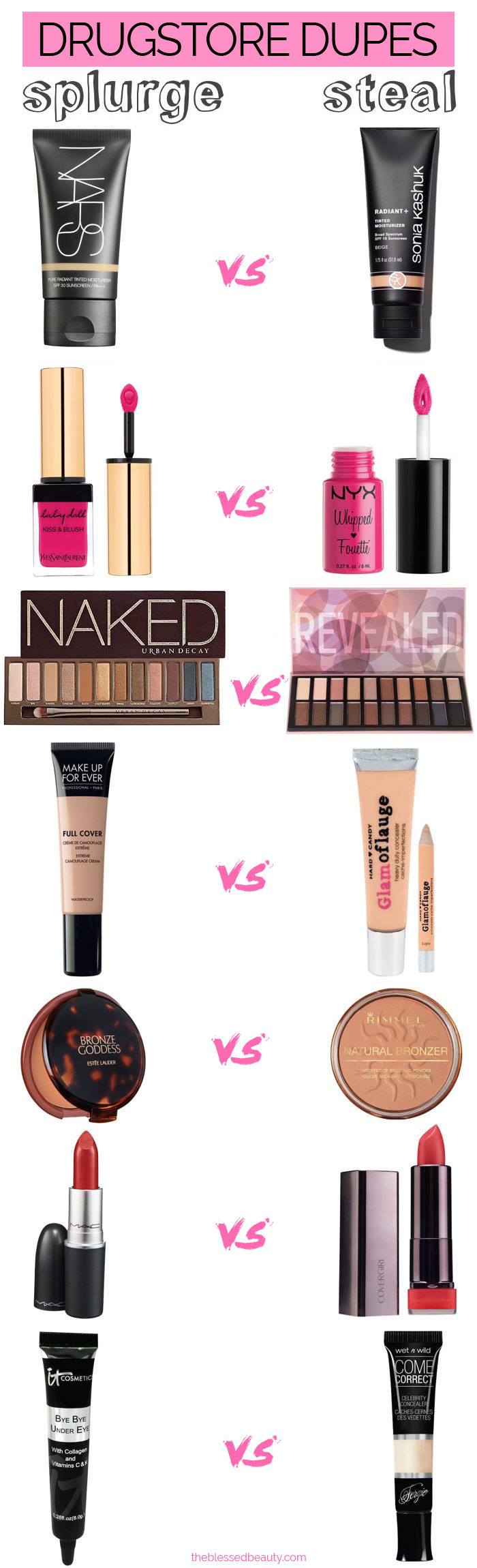 Best-cheap-drugstore-makeup-dupes