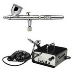 Iwata airbrush makeup kit review - 150