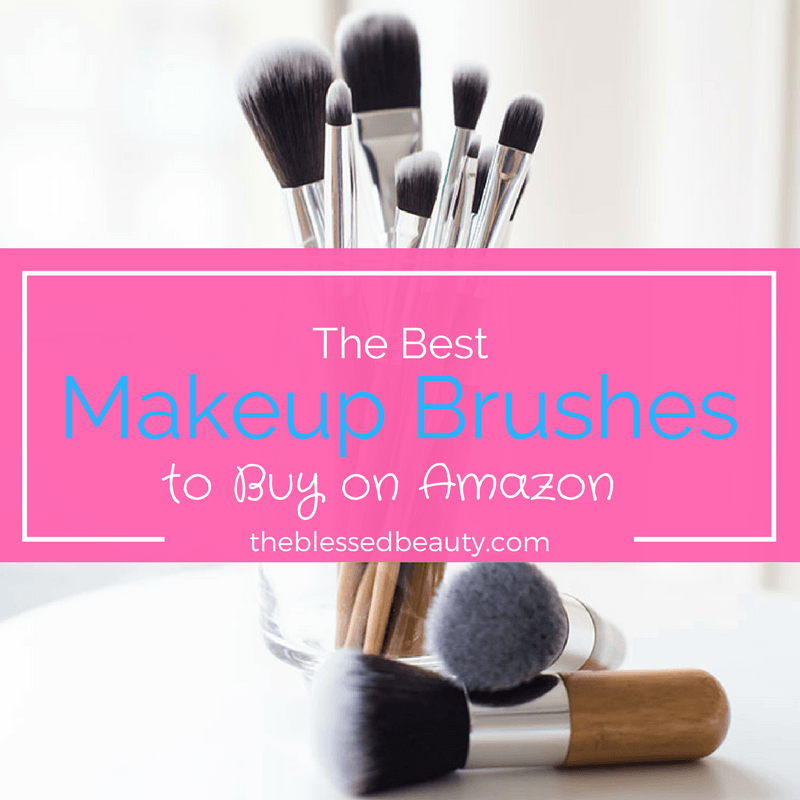 best makeup brushes to buy on amazon