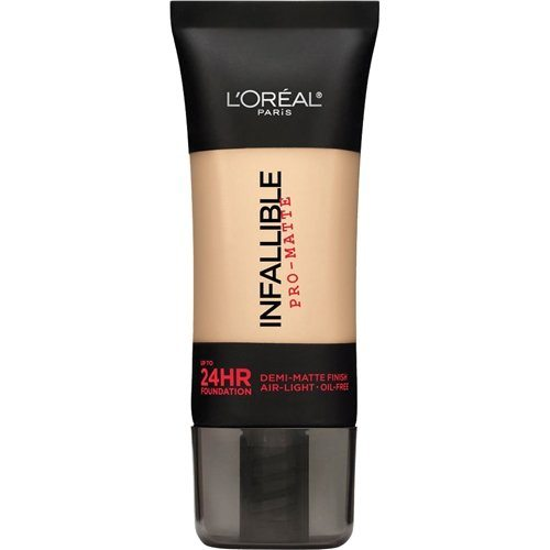 loreal infallible full coverage foundation