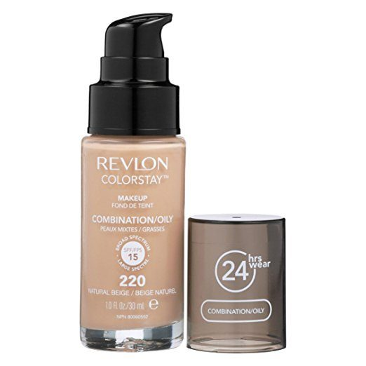 revlon colorstay full coverage foundation