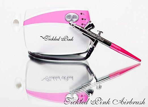 tickled pink airbrush compressor
