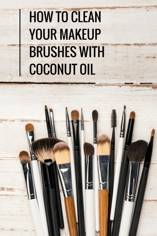How to Clean Your Makeup Brushes with Coconut Oil (2)