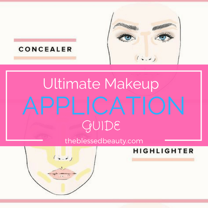 ULTIMATE MAKEUP APPLICATION GUIDE