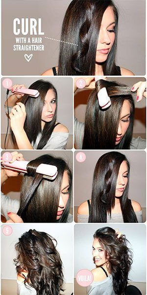 how-to-curl-hair-with-straightener-flat-iron-hacks-tips-tricks