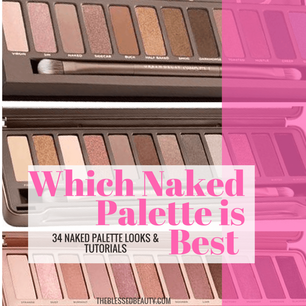 Best Naked Palette Looks