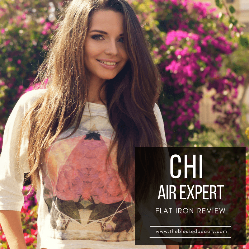 Chi Air Expert Flat Iron Review